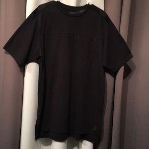 Jordan performance pocket T-shirt mesh back xl
